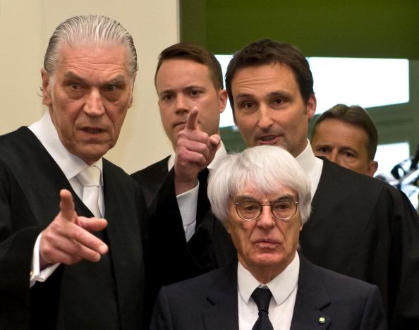 Corporate Business「Bernie Ecclestone Trial Starts In Munich」:写真・画像(4)[壁紙.com]