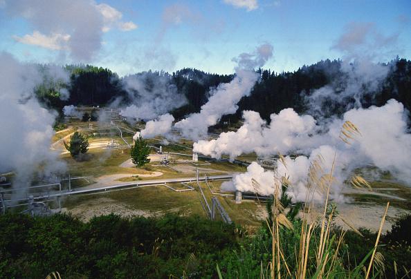 Tim Graham「Power station, Wairakei, New Zealand」:写真・画像(7)[壁紙.com]