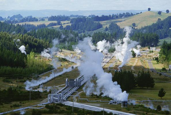 Tim Graham「Power Station, Wairakei, New Zealand」:写真・画像(8)[壁紙.com]
