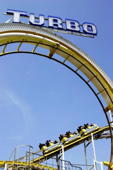 Rollercoaster「British Summer Time In Brighton」:写真・画像(2)[壁紙.com]