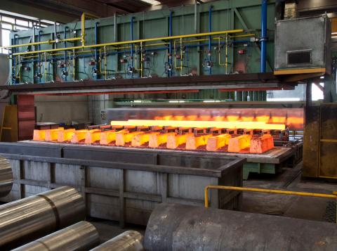 Mill「Pipes in a steel factory」:スマホ壁紙(3)