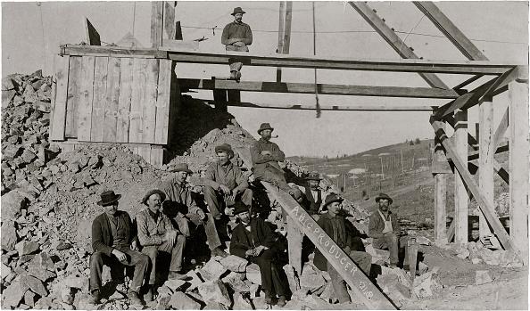 Photography「Noon Break For Miners At Cripple Creek」:写真・画像(1)[壁紙.com]