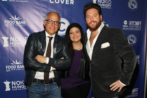 Chelsea Piers「Best Bloody Mary Brunch Presented By Velocity Hosted By The Cast Of Chopped - Food Network & Cooking Channel New York City Wine & Food Festival presented By FOOD & WINE」:写真・画像(17)[壁紙.com]