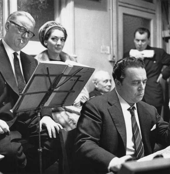 Classical Musician「Callas And Legge」:写真・画像(14)[壁紙.com]