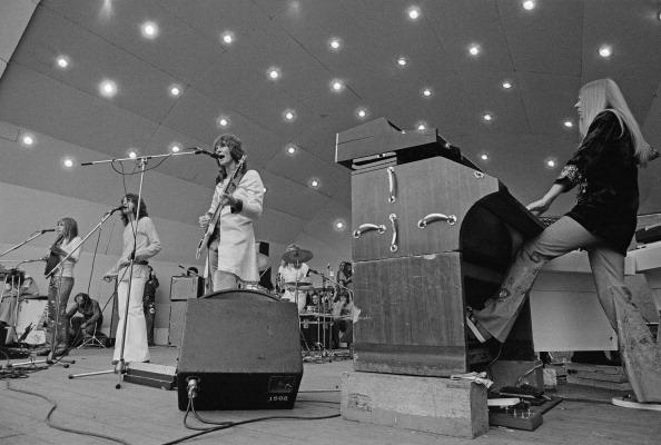 ポップコンサート「Yes At Crystal Palace」:写真・画像(12)[壁紙.com]