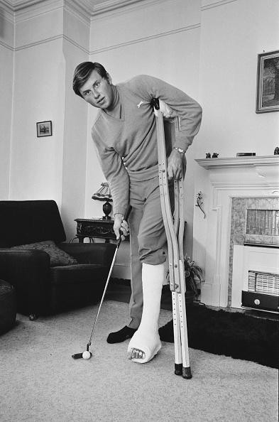Putting - Golf「Peter Oosterhuis In Plaster」:写真・画像(4)[壁紙.com]