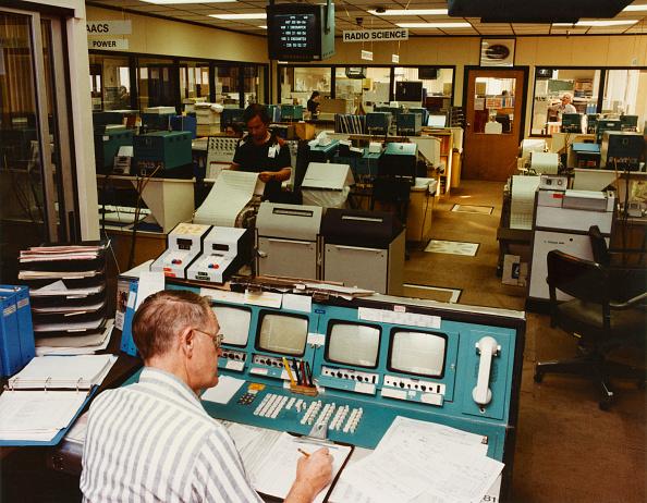 Pasadena - California「Voyager Control Center」:写真・画像(19)[壁紙.com]