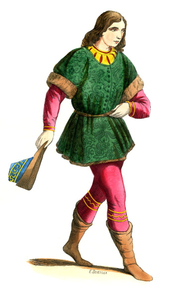 Plum「Young Italian - male costume of 15th century」:写真・画像(14)[壁紙.com]