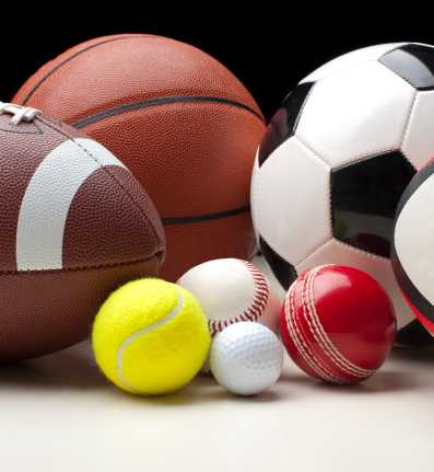 Soccer - Sport「Sports balls」:スマホ壁紙(12)