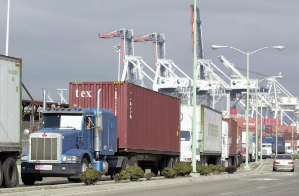 Traffic「West coast longshoremen locked out of work」:写真・画像(14)[壁紙.com]