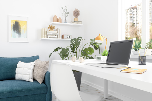 Small Office「Working At Home」:スマホ壁紙(6)