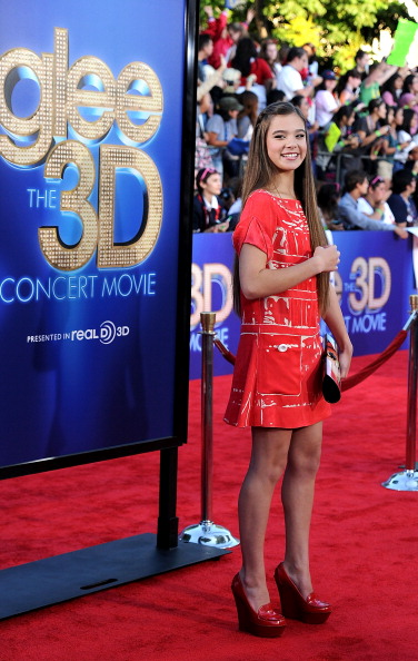"Human Role「Premiere Of Twentieth Century Fox's ""Glee The 3D Concert Movie"" - Arrivals」:写真・画像(1)[壁紙.com]"
