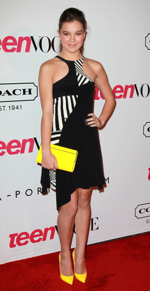 Halter Top「9th Annual Teen Vogue's Young Hollywood Party」:写真・画像(6)[壁紙.com]
