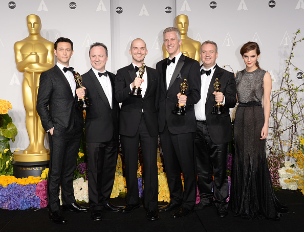 エマ・ワトソン「86th Annual Academy Awards - Press Room」:写真・画像(2)[壁紙.com]