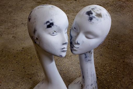 Fashion Model「Relationship of Mannequins」:スマホ壁紙(18)