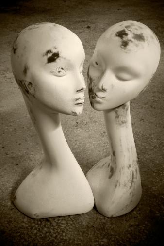 ファッションモデル「Mannequins の関係」:スマホ壁紙(7)