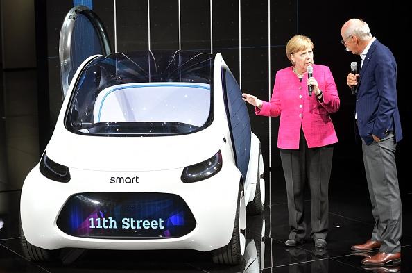 乗り物・交通「Frankfurt Auto Show 2017」:写真・画像(4)[壁紙.com]