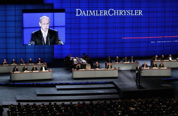 ダイムラーAG「DaimlerChrysler General Shareholders Meeting」:写真・画像(2)[壁紙.com]