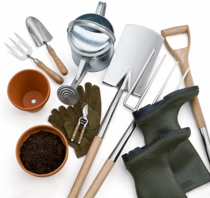 Protective Glove「Gardening Equipment」:スマホ壁紙(7)