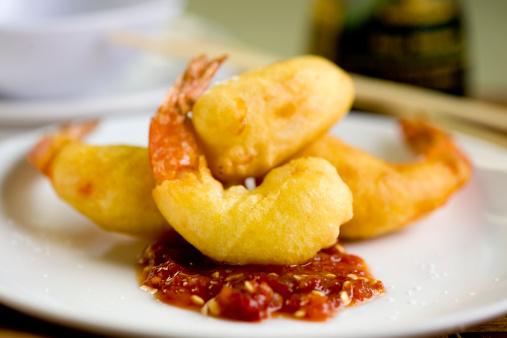 Chili Sauce「Tempura Shrimp with spicy Asian chili sauce」:スマホ壁紙(6)