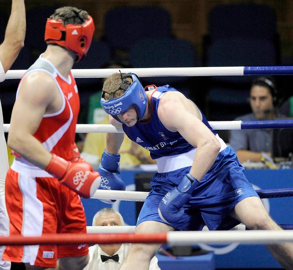 Boxer David Price「Summer Olympic Games in  Beijing China 2008」:写真・画像(3)[壁紙.com]