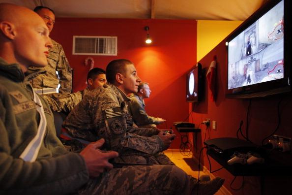 ゲームセンター「Life On Kandahar Air Base」:写真・画像(14)[壁紙.com]