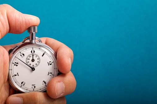 Watch - Timepiece「Stop Watch In Hand」:スマホ壁紙(5)
