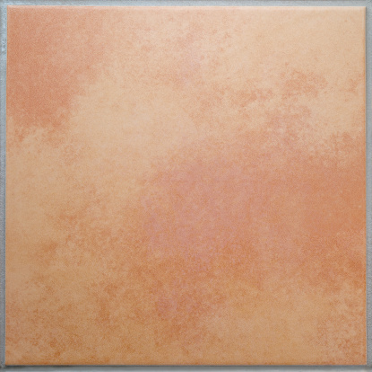 Terracotta「One apricot colored terracotta tile isolated background XL」:スマホ壁紙(12)