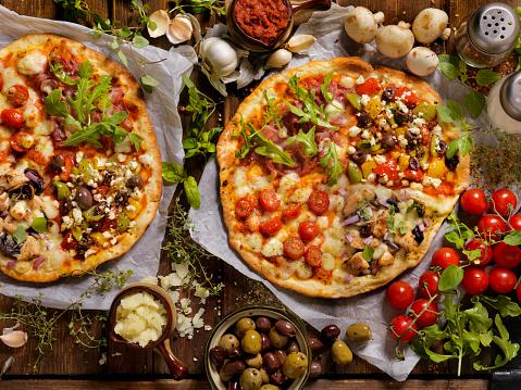 Arugula「What's on your Artisan Pizza?」:スマホ壁紙(19)