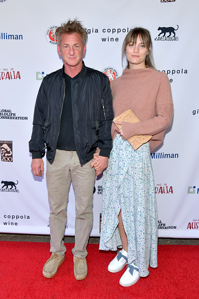 "Sean Penn「The Greater Los Angeles Zoo Association Hosts ""Meet Me In Australia"" To Benefit Australia Wildfire Relief Efforts - Arrivals」:写真・画像(13)[壁紙.com]"