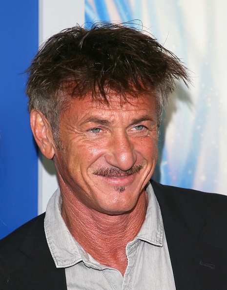 "Sean Penn「Premiere Of Hulu's ""The First"" - Arrivals」:写真・画像(16)[壁紙.com]"