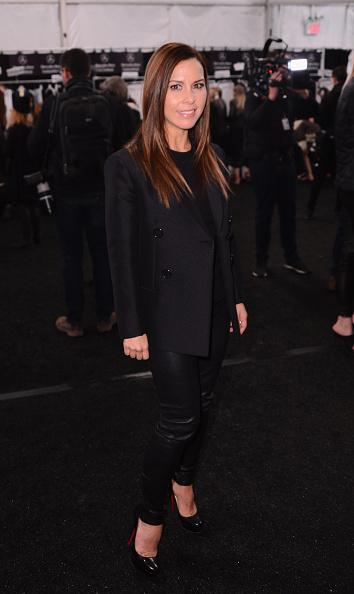 Stephen Lovekin「Monique Lhuillier - Backstage - Mercedes-Benz Fashion Week Fall 2015」:写真・画像(4)[壁紙.com]