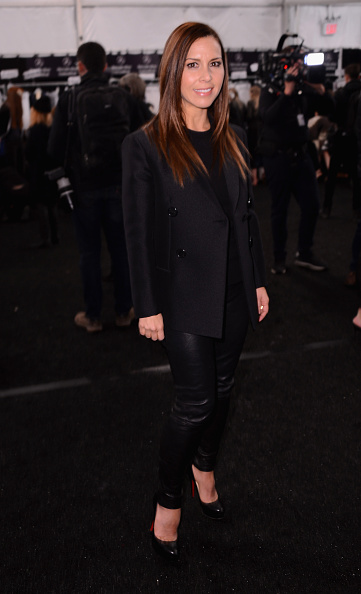 Stephen Lovekin「Monique Lhuillier - Backstage - Mercedes-Benz Fashion Week Fall 2015」:写真・画像(2)[壁紙.com]
