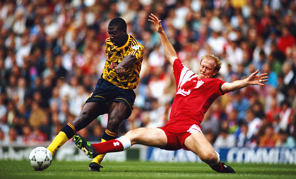 Liverpool - England「Kevin Campbell and Mark Wright」:写真・画像(9)[壁紙.com]