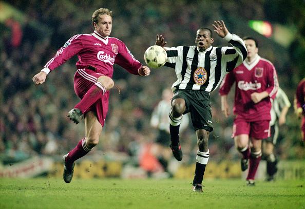 Liverpool - England「Liverpool v Newcastle United Premier League 1996」:写真・画像(0)[壁紙.com]