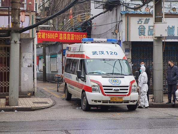 Hubei Province「Coronavirus Pneumonia Outbreaks In China」:写真・画像(13)[壁紙.com]