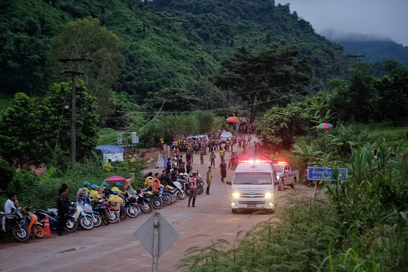 タイ王国「Thailand Cave Rescue For Trapped Soccer Team」:写真・画像(1)[壁紙.com]