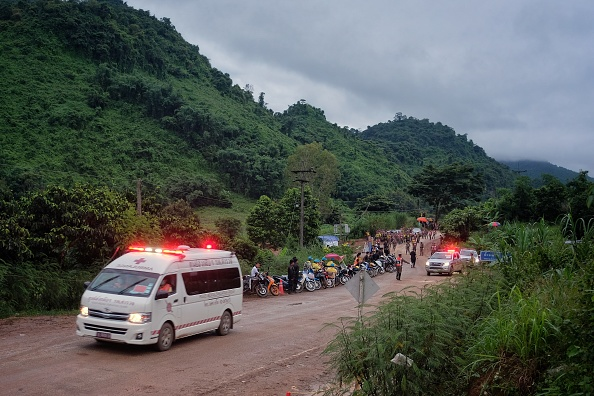 タイ王国「Thailand Cave Rescue For Trapped Soccer Team」:写真・画像(3)[壁紙.com]