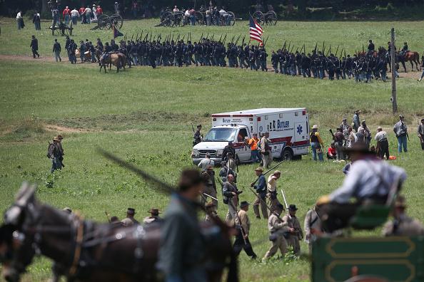 Pennsylvania「Gettysburg Marks 150th Anniversary of Historic Civil War Battle」:写真・画像(15)[壁紙.com]