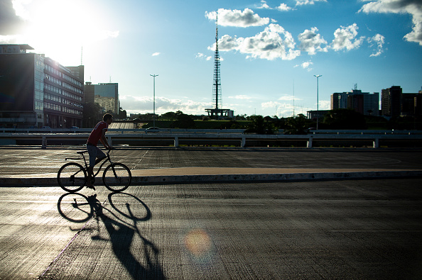 Brasilia「Empty Streets Around Brazil Due to the Coronavirus (COVID-19) Pandemic」:写真・画像(19)[壁紙.com]