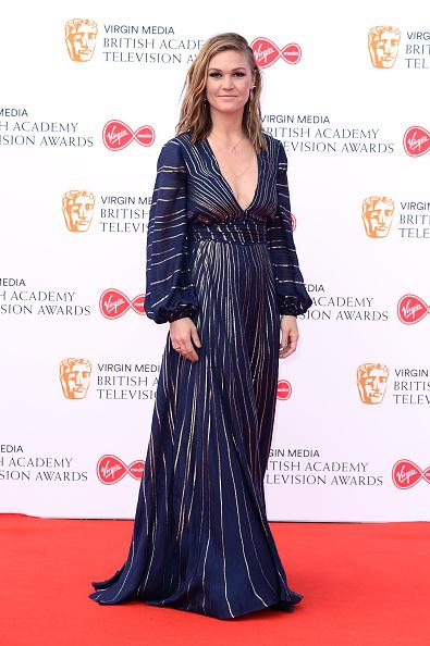 Sleeved Dress「Virgin Media British Academy Television Awards 2019 - Red Carpet Arrivals」:写真・画像(10)[壁紙.com]