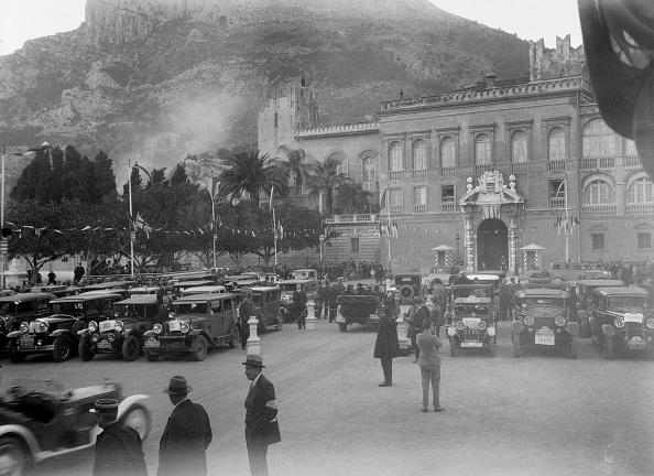 自動車レース「Monte Carlo Rally, Monaco, 1930」:写真・画像(14)[壁紙.com]