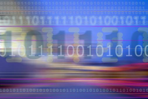 Zero「Binary code」:スマホ壁紙(11)