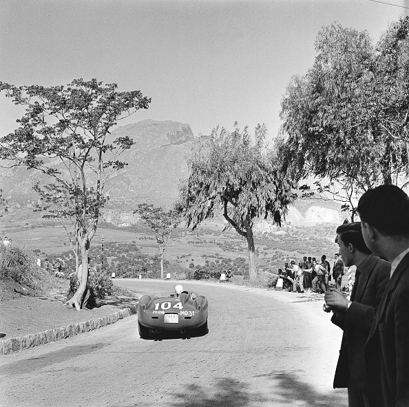 Mountain「Ferrari At Targa Florio」:写真・画像(0)[壁紙.com]