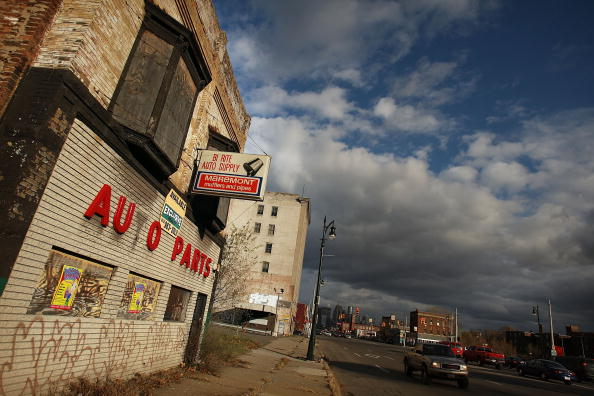 Detroit - Michigan「Detroit Area Economy Worsens As Big Three Automakers Face Dire Crisis」:写真・画像(4)[壁紙.com]