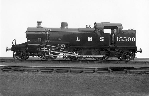 United Archives「LMS Fowler 2-6-2T type 3P No.15500 C1930」:写真・画像(5)[壁紙.com]