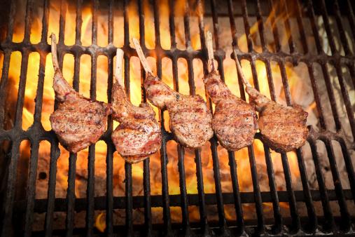 Easter「Rack of Lamb on Grill」:スマホ壁紙(16)