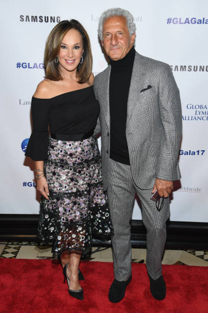 下襟「Global Lyme Alliance Celebrates Third Annual New York City Gala - Arrivals」:写真・画像(7)[壁紙.com]