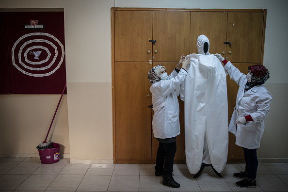 Turkey - Middle East「Turkey Expands Lockdown Measures As Coronavirus Cases Grow」:写真・画像(15)[壁紙.com]