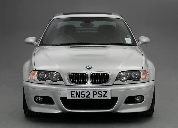 Headlight「2002 BMW M3 Coupe」:写真・画像(7)[壁紙.com]